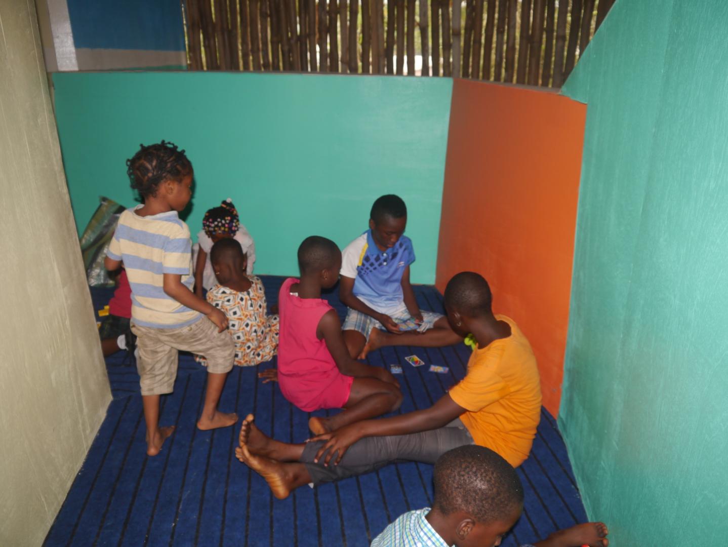 Happy Kids Playground Buea - Eröffnungsfeier 18012020 (1)