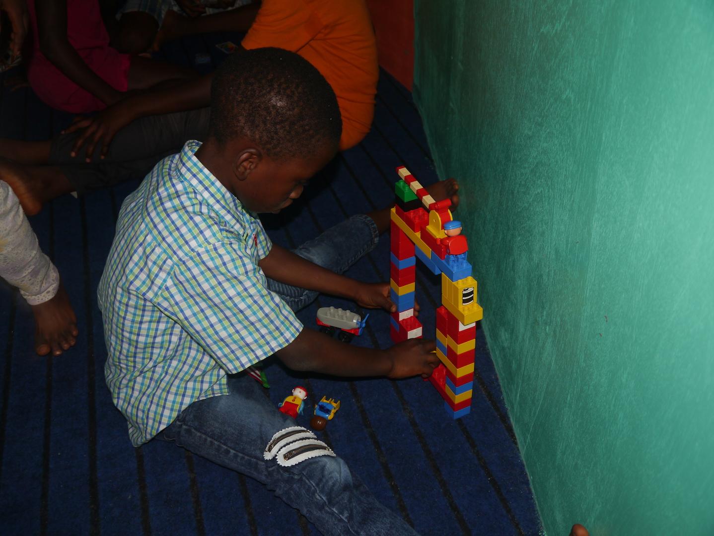 Happy Kids Playground Buea - Eröffnungsfeier 18012020 (2)